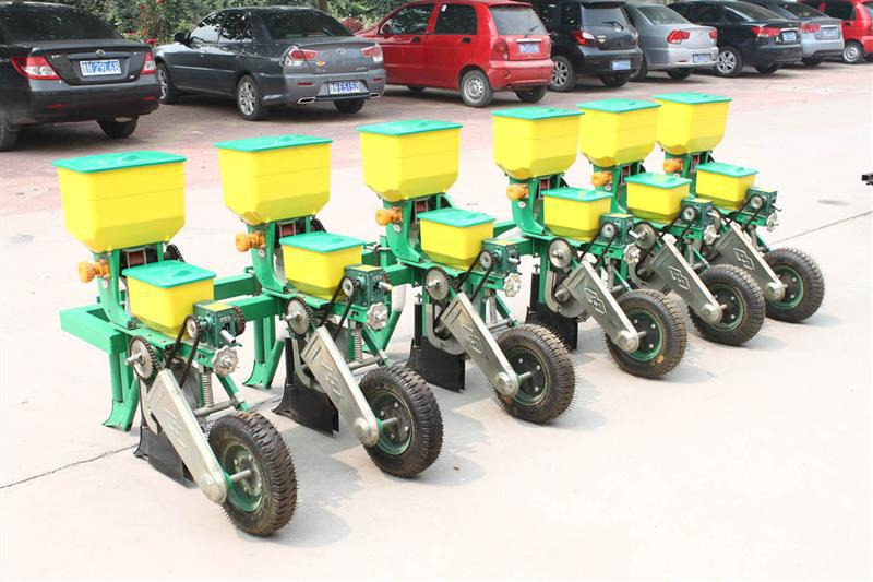 Agricultural Machine Factory fertilizing seeder/ soy bean and corn seeder