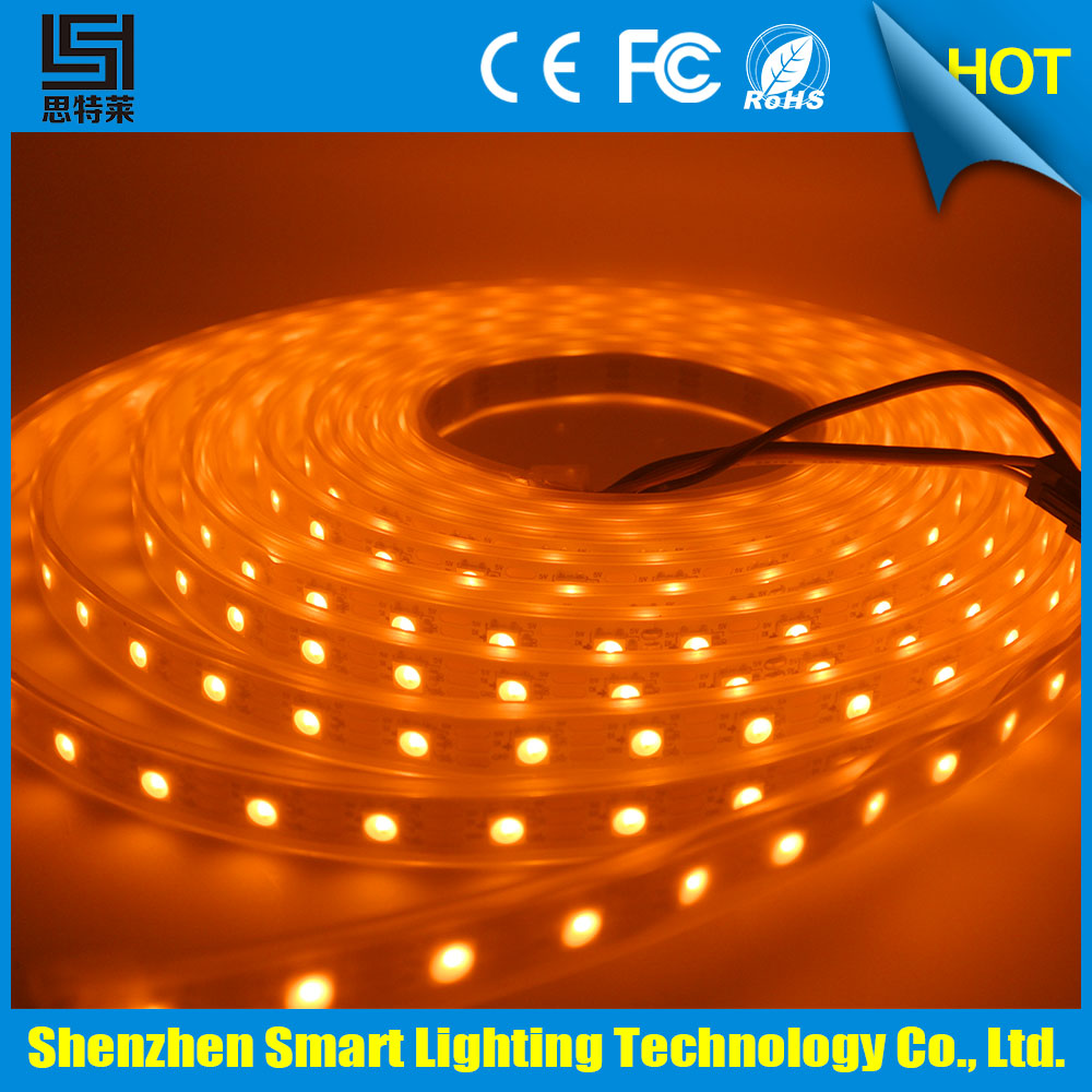 2016 New parts three white color in one controlled led SK6812WWA waterproof outdoor led strip