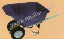 civil construction tools heavy duty metal wheel barrow WH9600