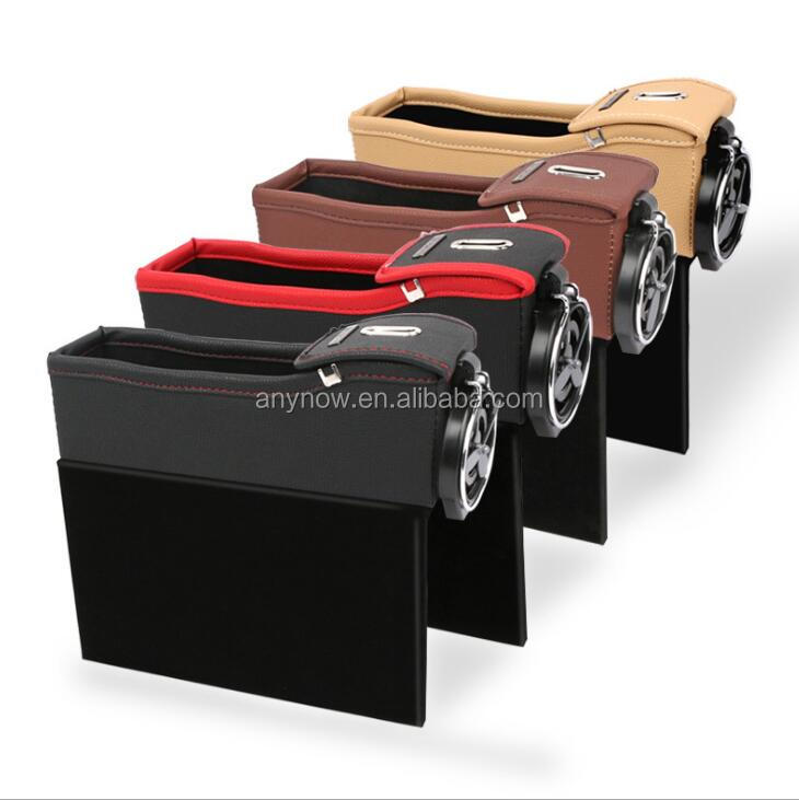 universal Autos multi-function car slit Seat Storage Box Pocket wholesaler