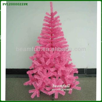 Artificial/plastic/foma/pink Christmas Tree For Sale - Buy Plastic ...