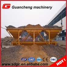 Precast used PLD1200 concrete batching machine in Malaysia