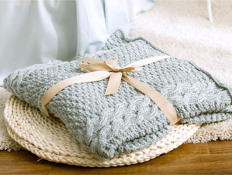 Mano Crochet Snuggle Manta De Cola De Sirena Para Niños Y Adultos ...