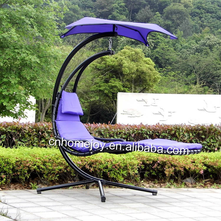 Attractive Luxury Outdoor Single Swing Chair, Patio Swing Chair, Acrylic Swing Chair