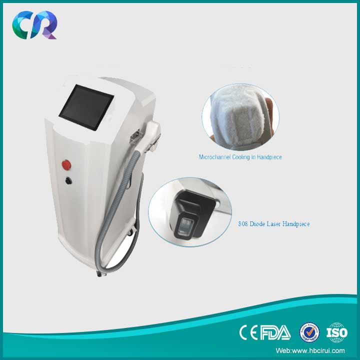 2017 hot sale new Laser portable 808nm diode laser hair removal machine