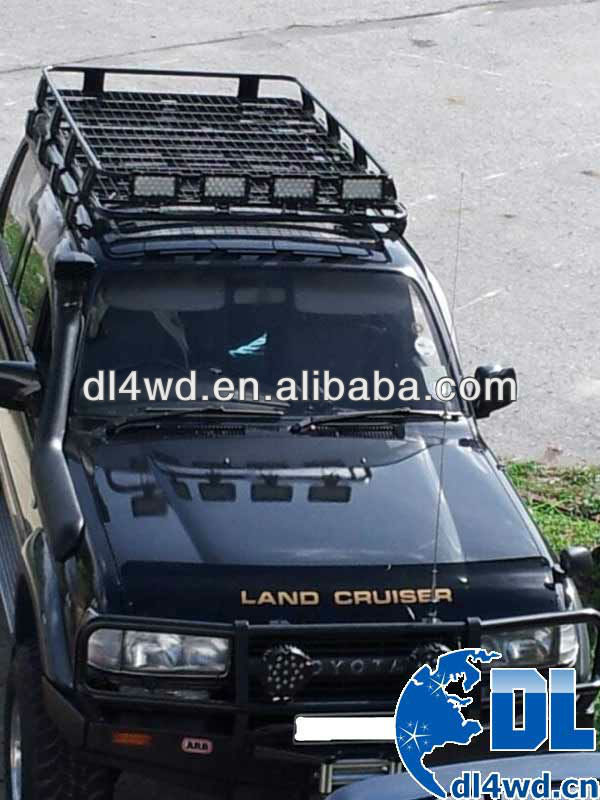 Heavy Duty Car Auto Parts Land Cruiser Roof Rack For Toyota Roof ...