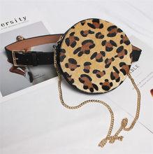 Mihaivina, винтажная леопардовая поясная сумка, модная сумка вокруг талии, Chian, сумки на плечо для женщин, Бесплатная ручная поясная сумка, оптова...(Китай)