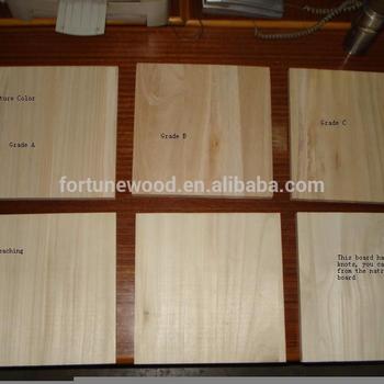 Massivholzplatten Typ Paulownia Holzpreis Buy Paulownia Holz Preis