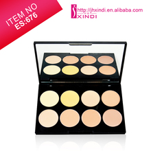 Private Label Compact Powder and Cream Set Cruelty Free Pressed Powder and Concealer Set