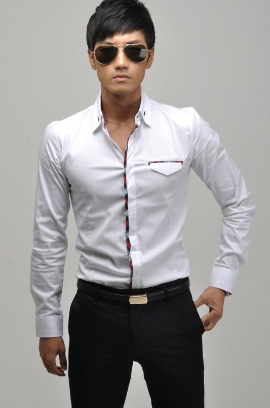 Male Dress Shirt 113