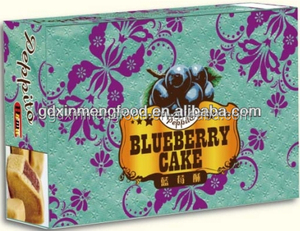 Peppito Party Pastry Mango/Blueberry Cake 180g