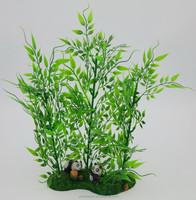 3inch Many Types Small Artificial Plastic Aquarium Plants Aqutic ...