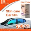 Skin healthy protection pet protective car window shade sticker