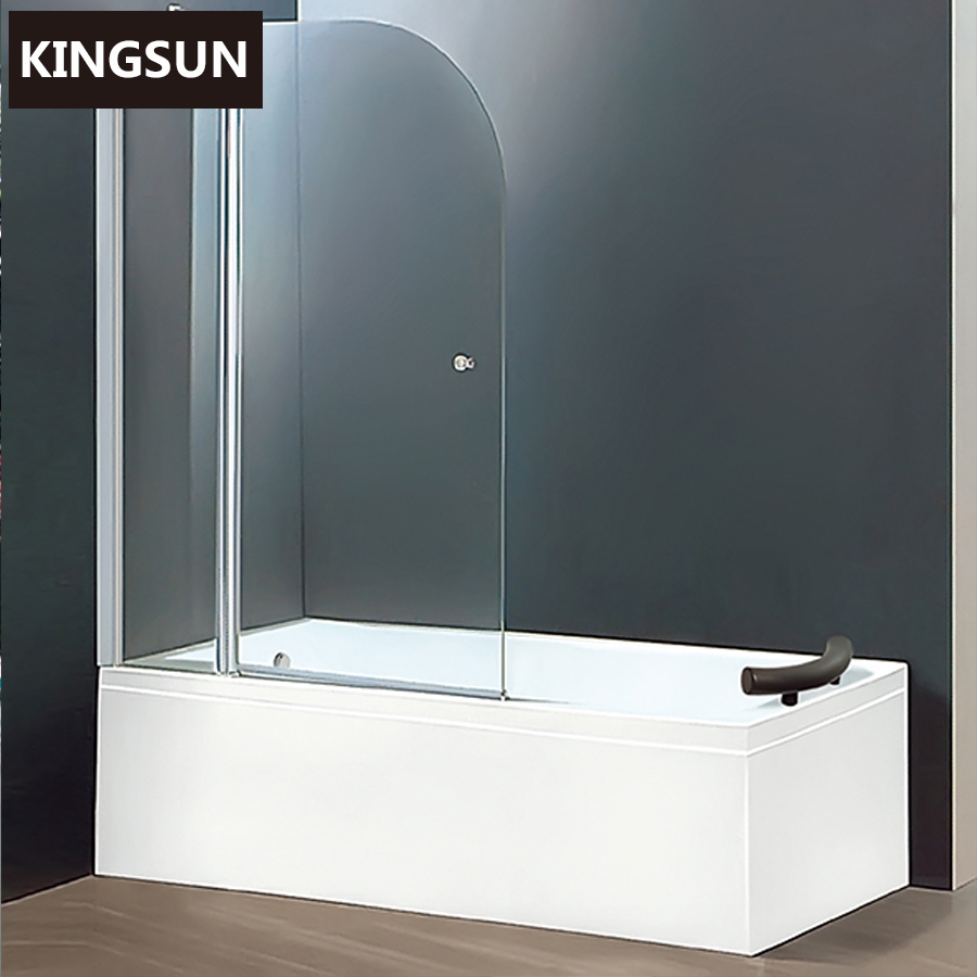 K-30 Aluminium Frame Glass Shower Enclosures Bath Shower Screen