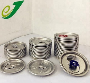 Aluminum Beer Can Lid, Soda Can Lid , Easy Open Can Lid