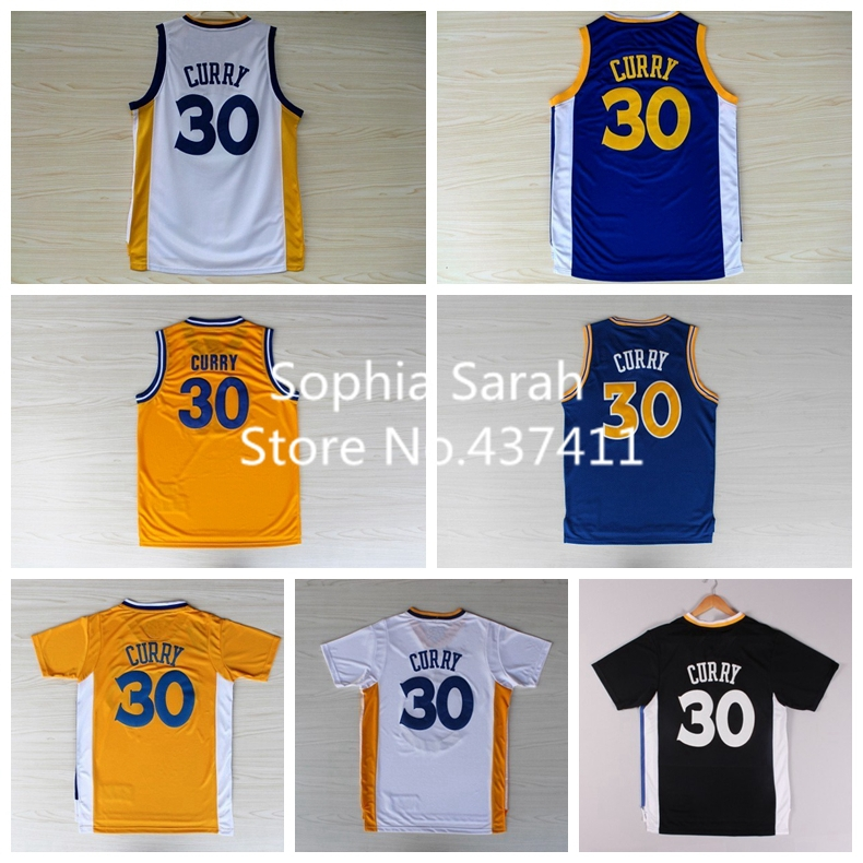 wholesale dealer 0cf98 de42c Stephen Curry Basketball Jersey , Golden State 30 Curry ...