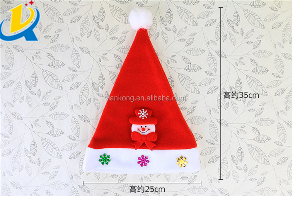 Mode decoratie kerstman cartoon grappige kerst hoed buy product on - Mode decoratie ...