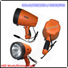 Green/Orange 35W 9-32V Handhold HID Portable HID Xenon Work Light off Road Light search light