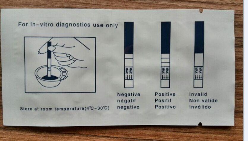 pregnancy test machine