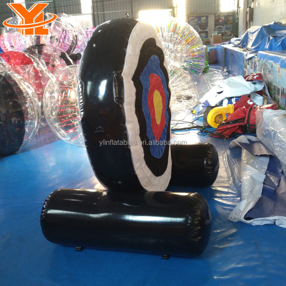 Fashion Inflatables Double-Sided Foot Dart Games for Adults, Inflatable  Football Dart Boards for Community Games
