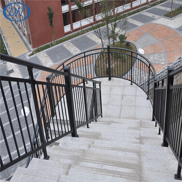 Outdoor Modern Iron Railing Designs Prices Wrought Metail Stairs