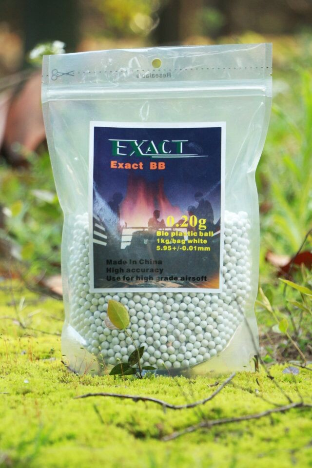 Wholesale ammunition 0.20 6mm airsoft bb