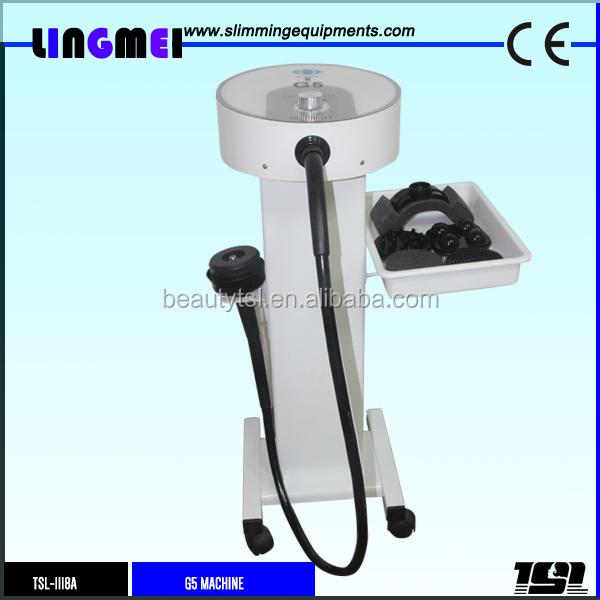 Power slim vibration cellulite device/g5 vibrating 5 heads G5 body massager