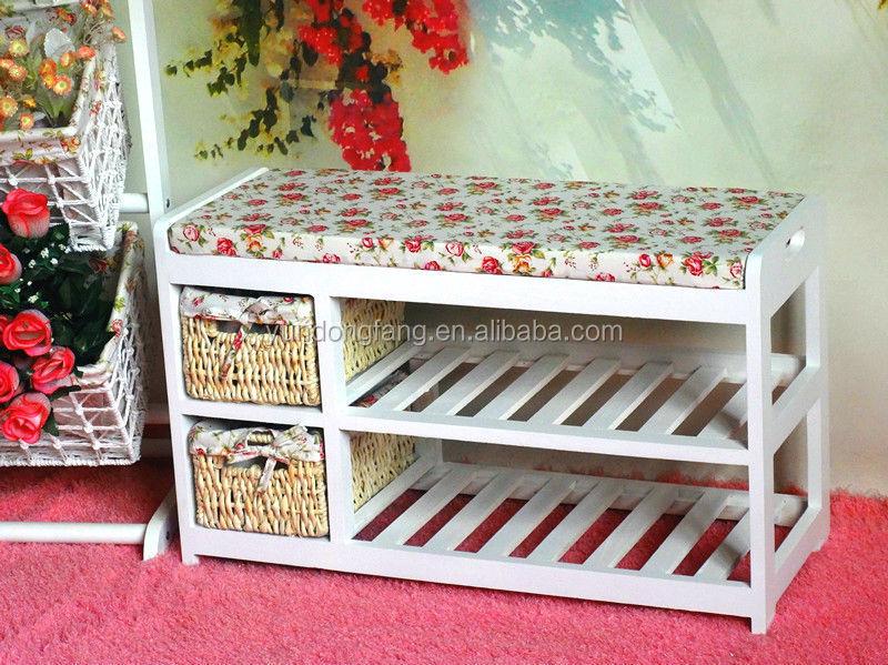 2 China Fabricación ~ Pastoral Muebles De Madera Maciza-cojín ...