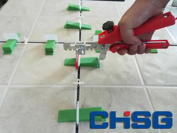 Tegel Leveling Systeem : Tegel leveling systeem gun tang tegel leveling tool voor vloeren