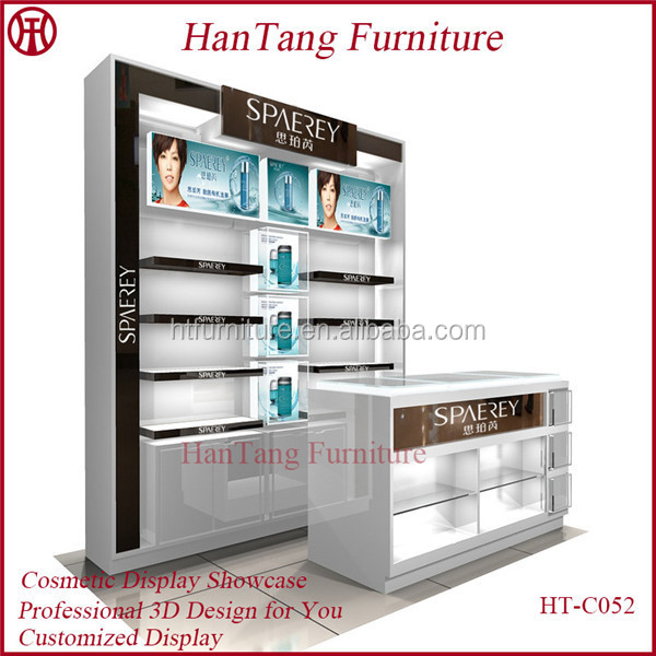 cabinet display com cosmetic arc gzacrylic product