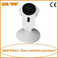 smart camera support 5 users to view and receive alarm push notification remotely