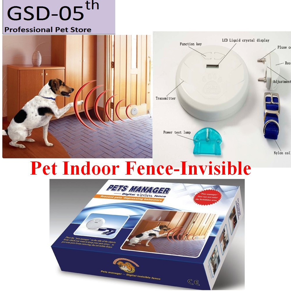 Indoor Pet Dog Fence Best Lcd Digital Wireless Electronic