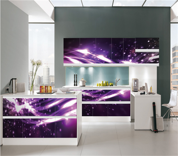 2018 Hot Sales 3d/4d Style Kitchen Wall Hanging Cabinets Almirah ...
