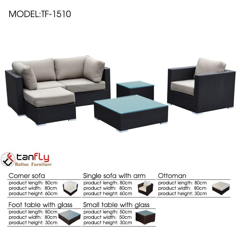 2016 best seller patio sofa set hookah lounge furniture.
