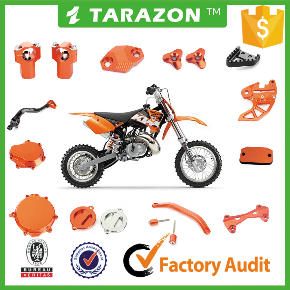 Tarazon Brand Aluminium Cnc Parts For Ktm 50 Sx Dirt Bike - Buy Ktm Sx 50  Parts,Parts For Ktm Sx,Parts For Ktm Dirt 50cc Product on Alibaba com