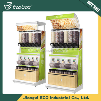wholesale bulk cereal display rack,cereal display shelf/shelves