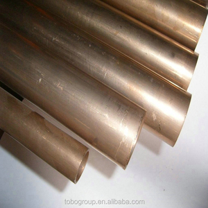 ASME SB466 CuNi UNS C71000 Copper-Nickel Pipe and Distiller Tubes
