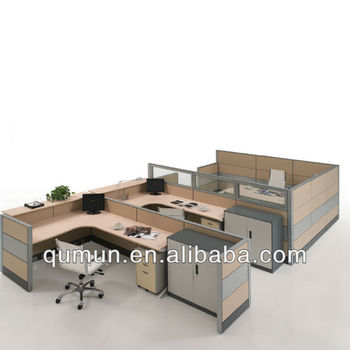 Office Furniture Workstation Division Staff Parion China