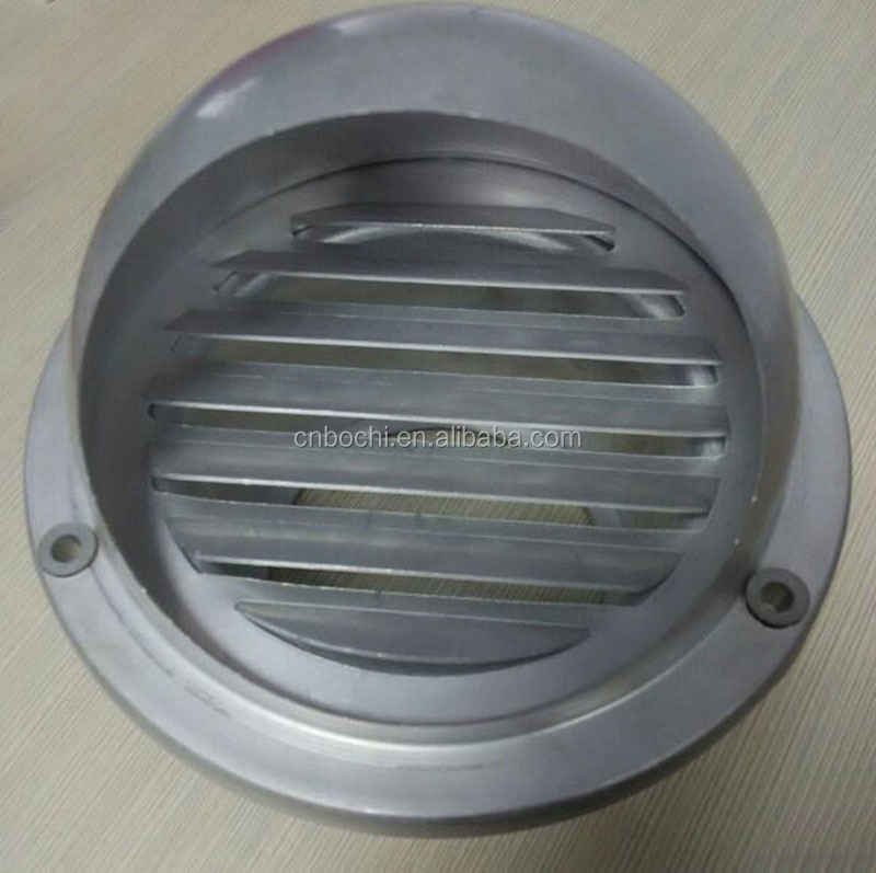 HVAC Roof Vent Ball Aluminum Air Vent Cap