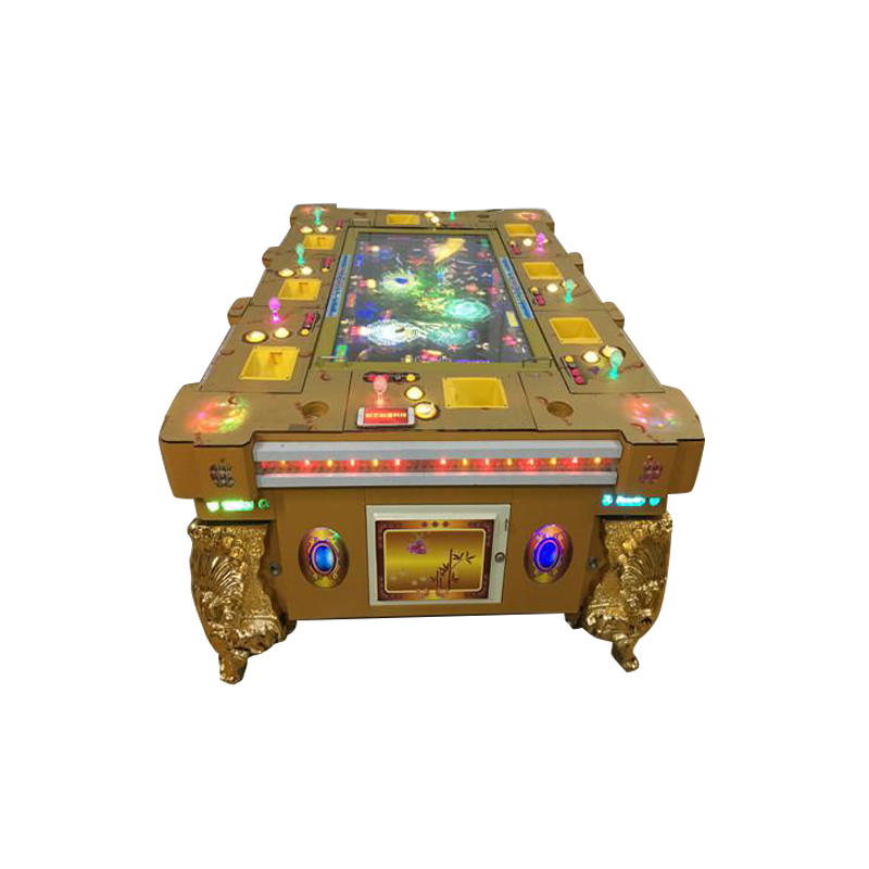 Promotion Fish Hunter Table Game Catch Fish Arcade Machine