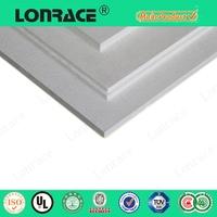 Facing Painting Fire-resistant Stick-on Fiberglass Drop Ceiling Tiles