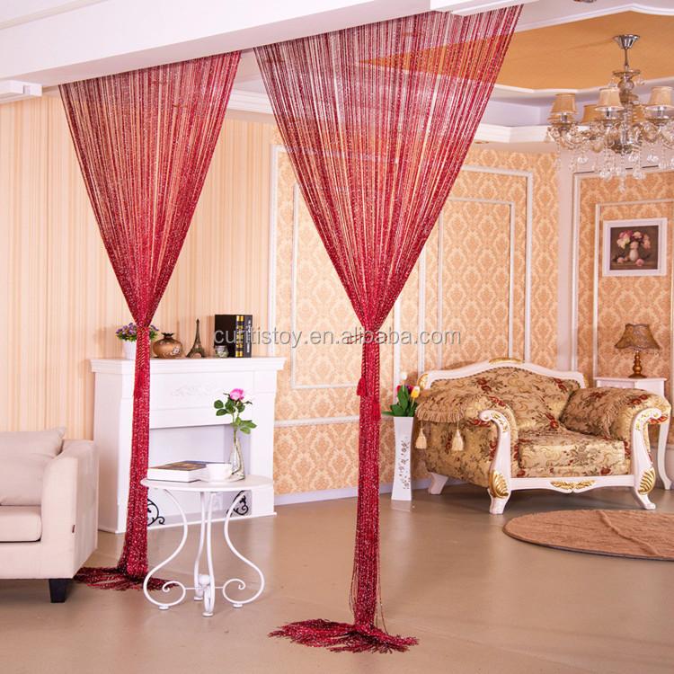 Decor rideau maison