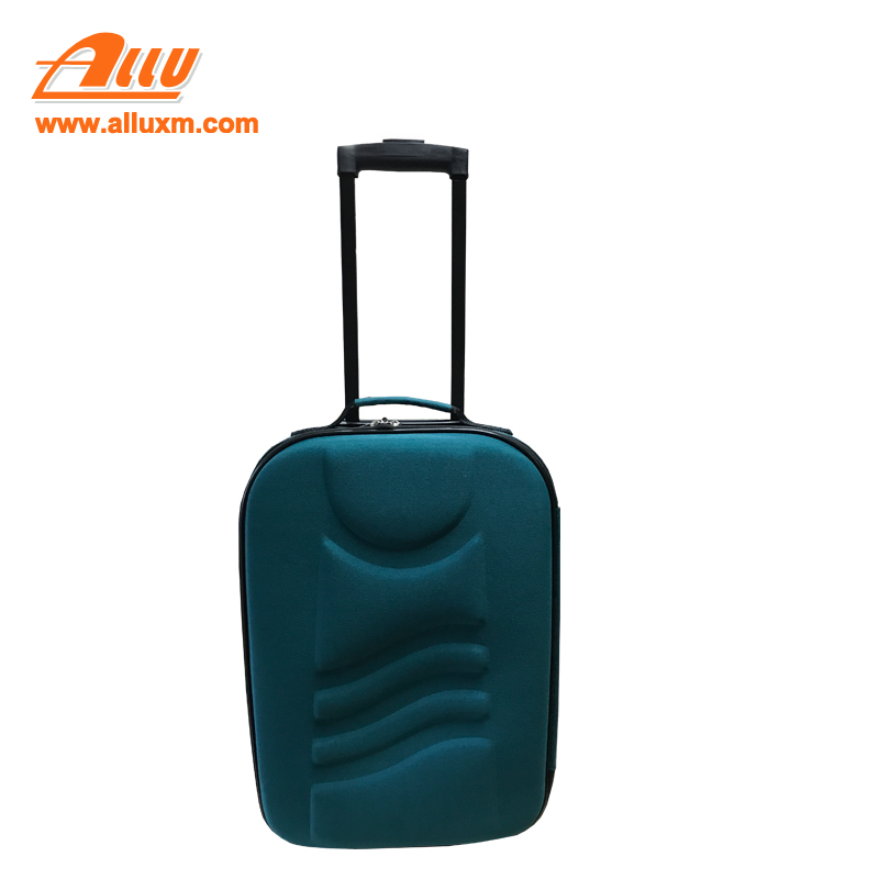 "Newest design 20"" Hand Hold Luggage Travel Case hard shell Suitcase"
