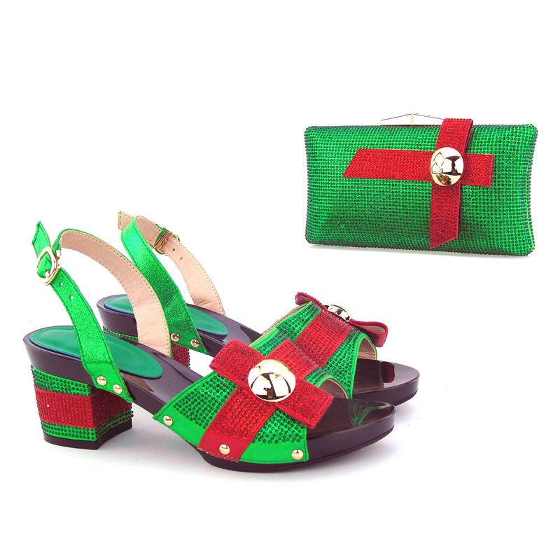 shoes shoes and bags clutch set and wholesale and bag italian matching African shoes bag FqwdRFC