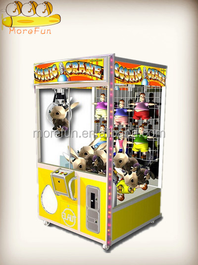2014 Hot Sale/New style toy crane machine/Giga Cosmic