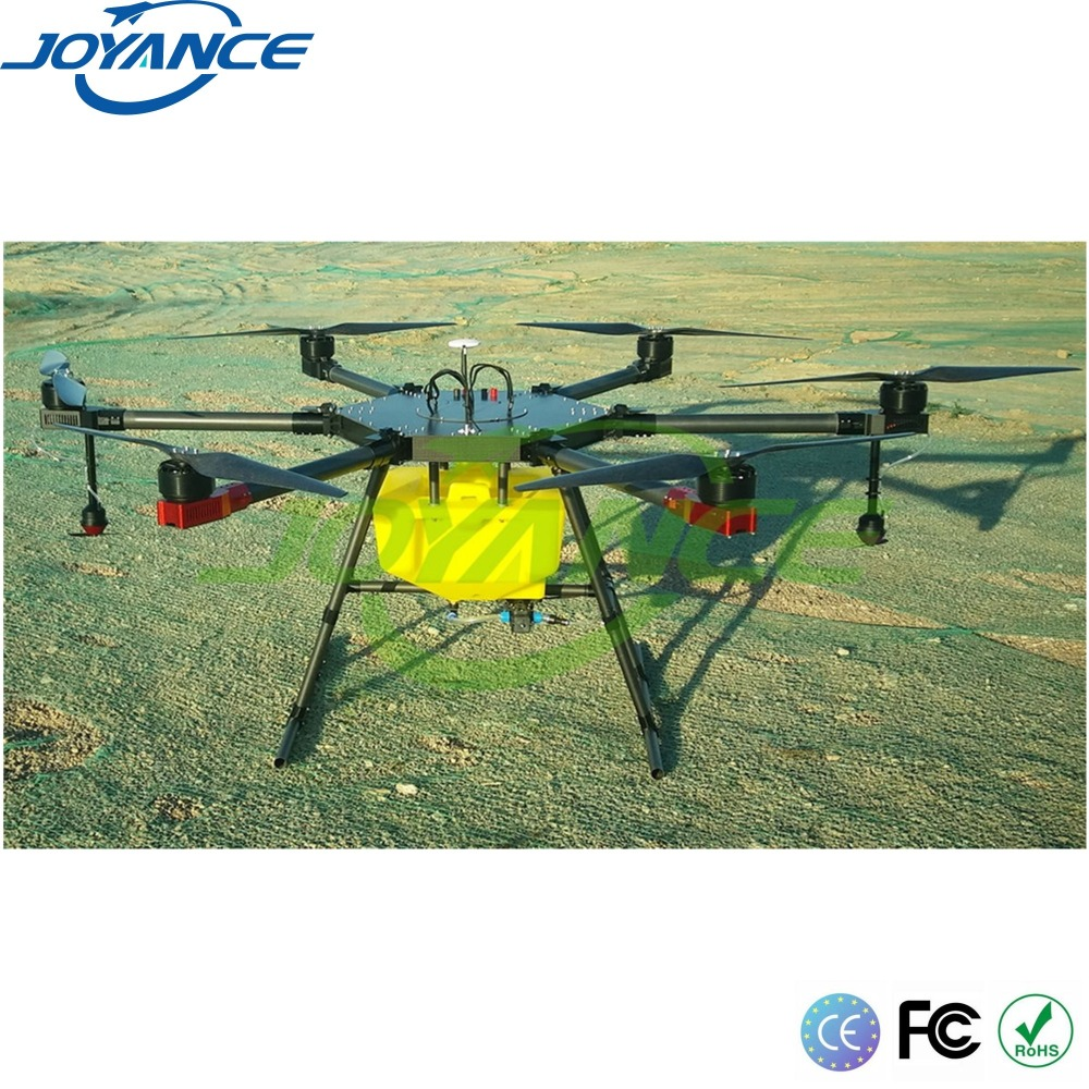20L payload heavy lift agriculture drone spray agriculture uav sprayers