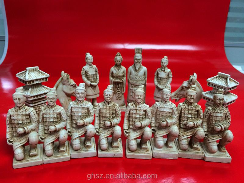 new chess piece set