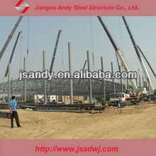 highrise steel structure building for warehouse workshop building office