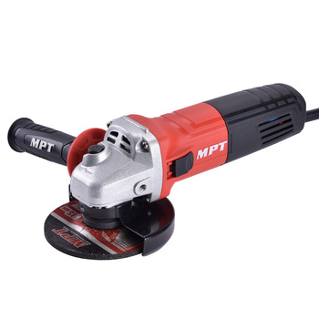 MPT 100mm 680w electric angle grinder