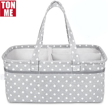 9b05a46715ec Extra Large Nursery Storage Bin Baby Diaper Caddy Organizer Bag - Buy Baby  Diaper Bags,Baby Storage Basket,Nursery Storage Nappy Changing Bag Product  ...
